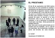 El Préstamo [The Loan]
