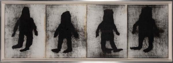 TBT Gorilla Running